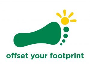 Offset your travel footprint